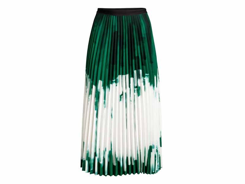 Pleated skirt by H&M Sharjah