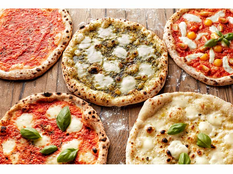 Buy 800 Degrees Neapolitan Pizza in Dubai