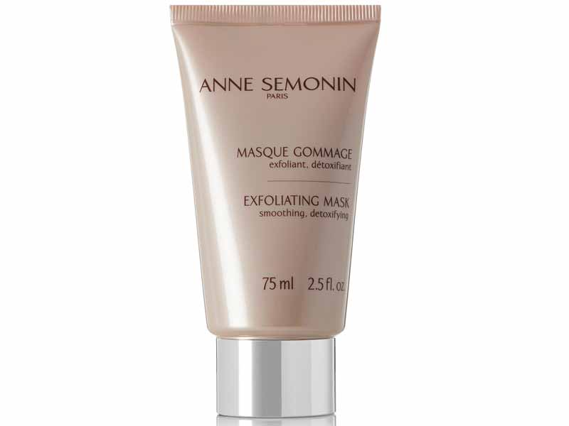 Anne Semonin Exfoliating Mask at Harvey Nichols Dubai, available at Mall of the Emirates