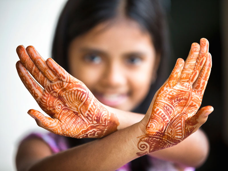 Where to get henna in Dubai
