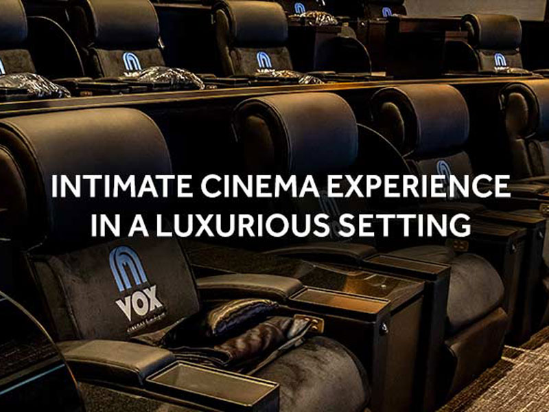 THEATRE by Rhodes at VOX Cinema Dubai