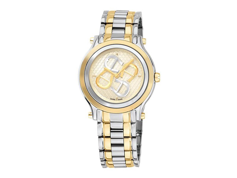 Aigner Bologna Women's White Analog Watch, On Time, visit City Centre Sharjah