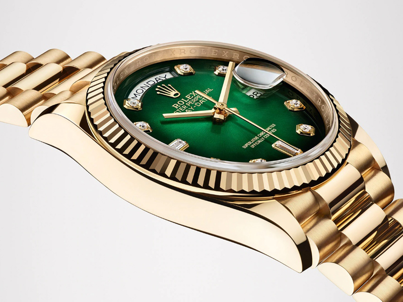 Rolex Day-Date 36, POA, Ahmed Siddiqi & Sons, visit City Centre Sharjah