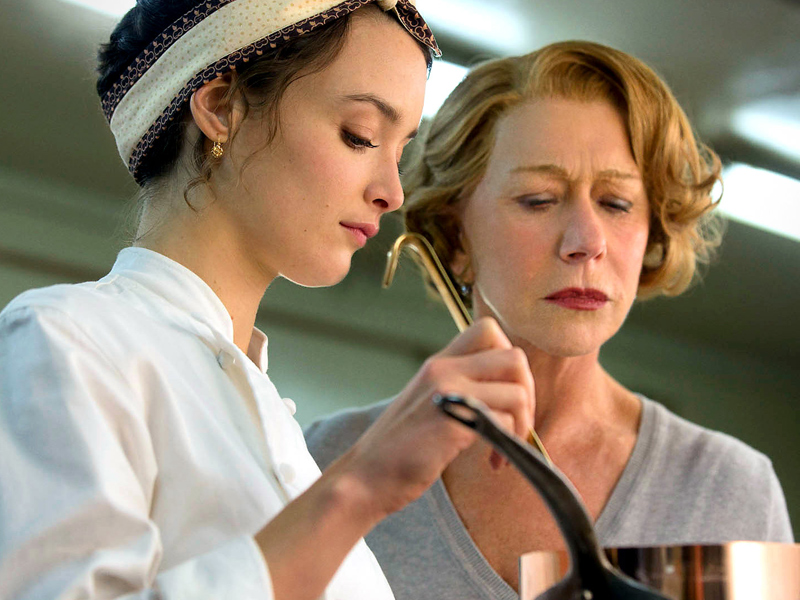 A scene from The Hundred-Foot Journey